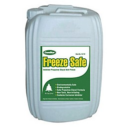 Freeze Safe Valuline glycol 5 gallons, 80% PG-with color/inhibitor