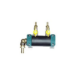 Glycol manifold assy SS return, 2 way