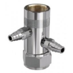 Vertical pump adapter