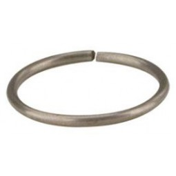 Lock ring for beer shank