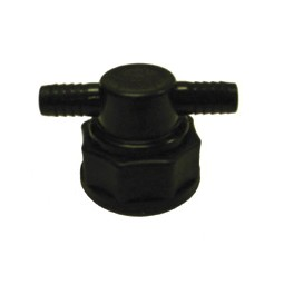 'T' connector Scholle 3/8