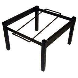"Flat 1-wide chrome shelf 15"" wide x 10.25"" high (44236)"
