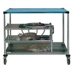 Nexel cart 24x30 unassembled