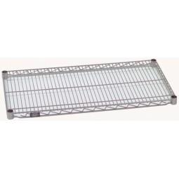 Wire shelf, 18x48, SS