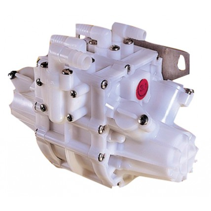 SHURflo brix pump, white, 7.7:1 ratio