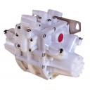 SHURflo brix pump, white, 7.7:1 ratio