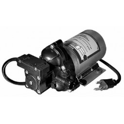 SHURflo 115-24V high flow low pressure transfer pump, corded