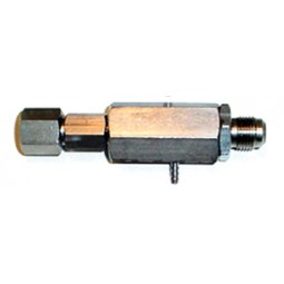 "ASSE 1032 SS double check w vent stem 3/8"" MFL x 3/8"" FFL"