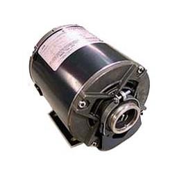 Motor, 1/3 HP,115V/60, resilient cradle base, bulk pack