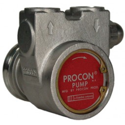 Procon SS pump solid 100 GPH 250 psi
