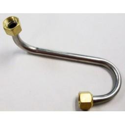 "McCanns carbonator water inlet tubing assy, 3/8"", ASSE 1022"