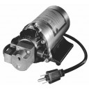 Replacement water booster pump, 1.6 GPM, 90 psi, 115V, no fittings