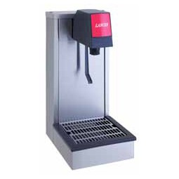 Island base dispensing tower, 1 LEV self-serve lever