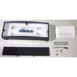 Lighted marquis kit for 1500, 24VAC (no graphics)