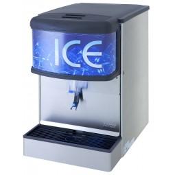 """ID 4400 cube ice only dispenser, 22"""" 115V"""