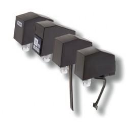 Auto fill lever valve, 3.0 oz./sec: dual flow controls