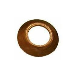 Gasket copper flare 1/4
