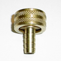 Swivel 3/4 FGH x 1/2 barb