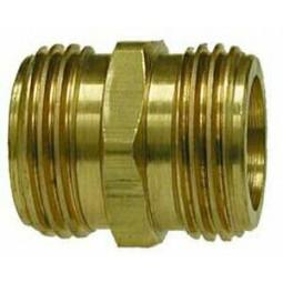 Brass 3/4 MGH x 3/4 MGH