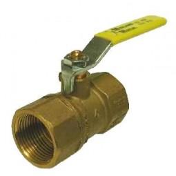 Brass ball valve 1/2 FPT