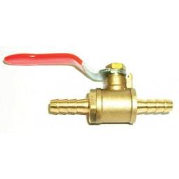 Brass ball valve 1/4 barb