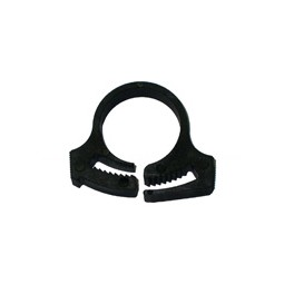 Snap clamp plastic