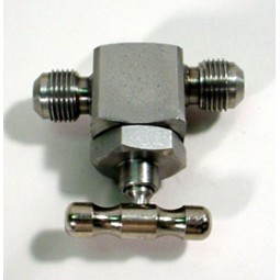 Needle valve 3/8 MFL x 3/8 MFL