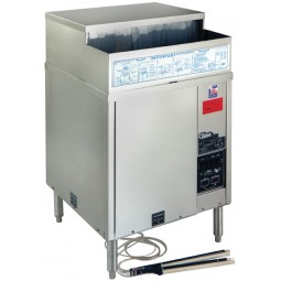 "GT-24 glasswasher clockwise rotation 24 x 24"" 208V"