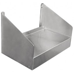 Bolt-on blender shelf, 8""