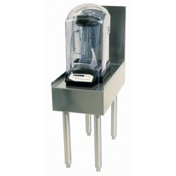 "Underbar SS in-counter blender station 12""W x 24""D"