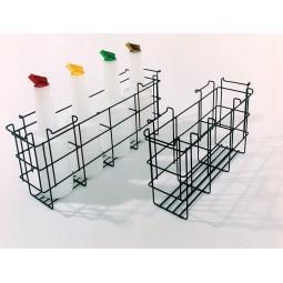 """Underbar wire bottle rack for 24"""" deep ice bin"""