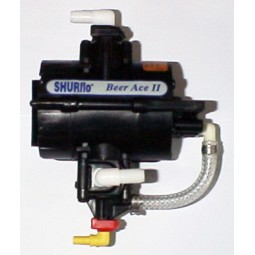 SHURflo Beer Ace II, air/CO2 driven beer pump