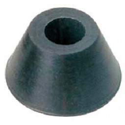 "Grommet for stainless steel cooling, 3/8"" ID"