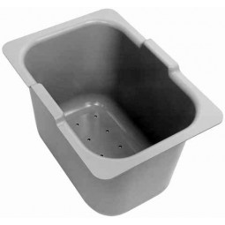 Underbar SS large wet waste strainer