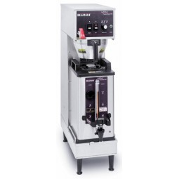 SoftHeat Single Brewer, lower faucet