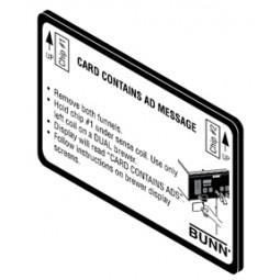 BrewWISE Recipe Ad Card