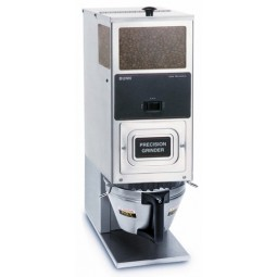 G9T HD, portion control grinder, 1 hopper, interface to brewer for multiple batch sizes