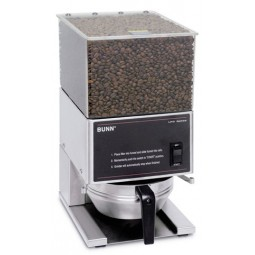 LPG, low profile portion control grinder, 1 hopper