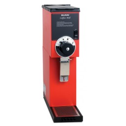 G3 HD Red, bulk coffee grinder
