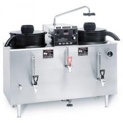 U3 Twin automatic 3 gallon electric coffee urn