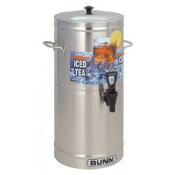 TDS3 round solid lid 3 gallon (11.4L)