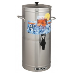 TDS3.5 round solid lid 3.5 gallon (13.2L)