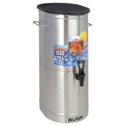 TDO5 oval solid lid 5 gallon (18.9L)