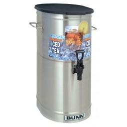 TDO4 oval brew-thru lid 4 gallon (15.1L)