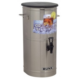 TCD1, tea concentrate dispenser, 1 faucet