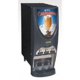 iMIX-3S+ IC powdered beverage dispenser