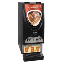 iMIX-3S Oatmeal dispenser, top hinge