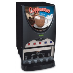 iMIX-5S+H&I, powdered beverage dispenser