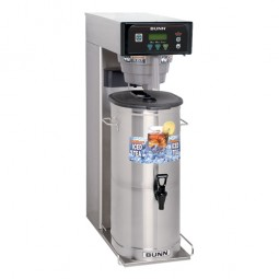 ITB DBC, iced tea brewer with digital brewer control and sweetener