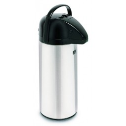 2.5 liter push-button airpot, 6/case